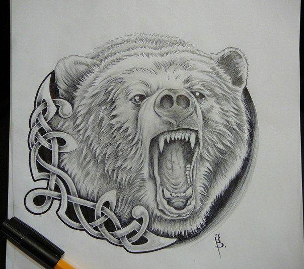 славянские татуировки эскизы картинки