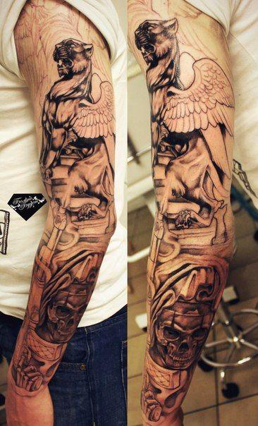 какие модные татуировки 2015