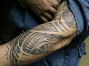 Фото татуировок на руке мужская
