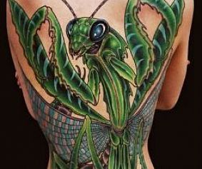 Татуировка Инь-Янь - 50 фото. Значение, символика и эскизы 34